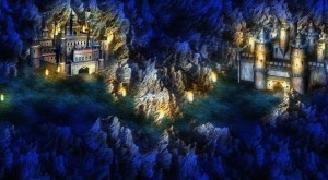 Lords of Xulima isometric view