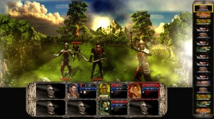 Lords of Xulima combat soldiers RPG