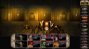 Lords of Xulima RPG Spiders