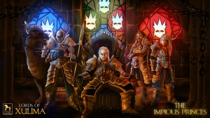 Impious Princes Lords of Xulima
