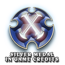 Lords of Xulima PC Mac Linux RPG Silver Logo