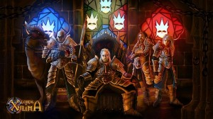 Lords of Xulima PC Mac Linux RPG Wallpaper