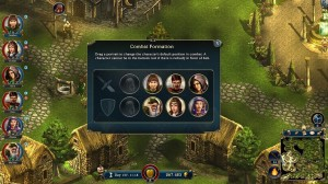 Lords of Xulima PC Mac Linux RPG Combat Formation