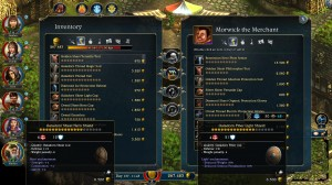 Lords of Xulima PC Mac Linux RPG Merchant