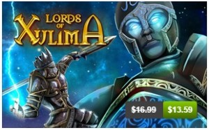 Lords of Xulima PC Mac Linux RPG
