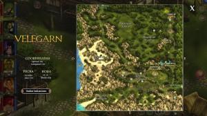 Lords of Xulima Velegarn Map