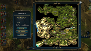 Lords of Xulima Map