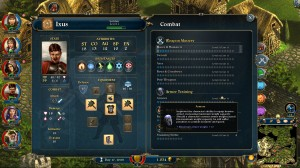 Lords of Xulima PC Mac Linux RPG UI