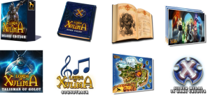 Lords of Xulima PC Mac Linux RPG Special Edition