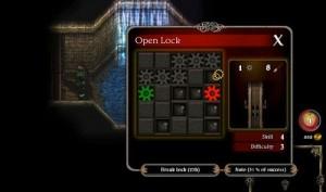 Lords of Xulima Lock Lockpicking