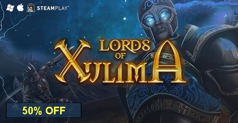 Lords of Xulima Steam Promotion Deal